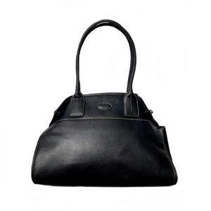 c1279d0f810 Tod's Bags | Tods Black Leather Satchel Handbag | Poshmark